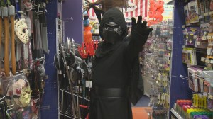 Halloween costume ideas at Party Stuff on Global News Morning